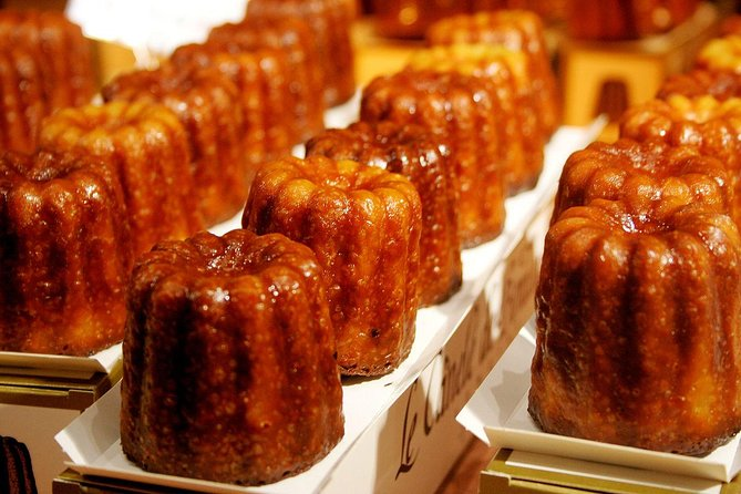 Bordeaux Sweet & Savory Food with Wine Tasting Tour