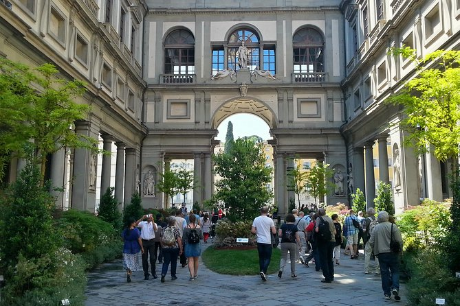 Skip the Line: Florence Uffizi Gallery Tickets