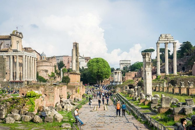 Colosseum Underground and Roman Forum Tour photo 11