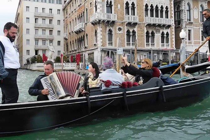 Venice Gondola Ride and Serenade