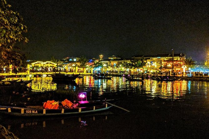 Hoi An Walking Tour with Night market, Colourful Lanterns,Boat Ride(PrivateTour)