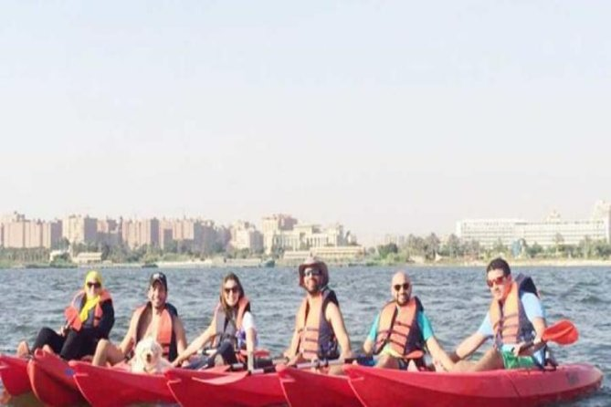 Cairo Kayak on The Nile River