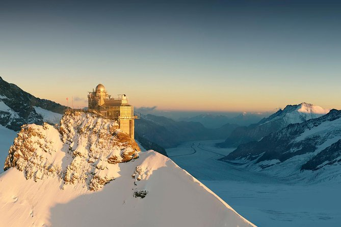 Interlaken and Jungfrau day trip from Lausanne