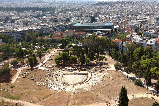 Acropolis & Acropolis Museum Pre-booked e-Tickets & Audio Tours on your phone