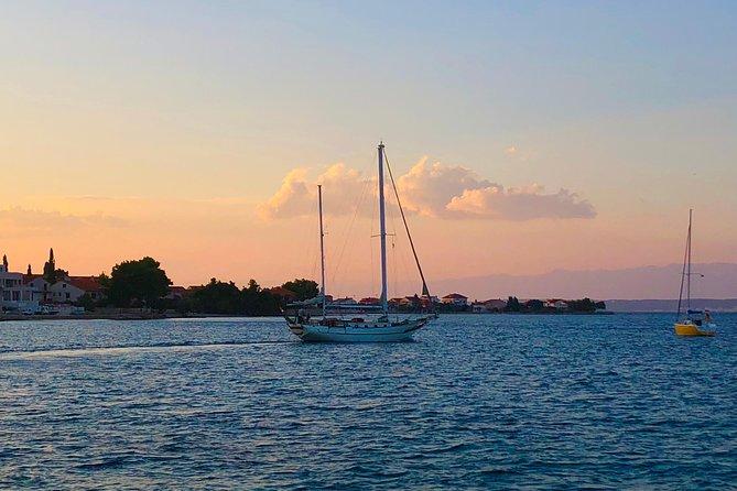 Zadar Archipielago One-Day Private Sailing Tour