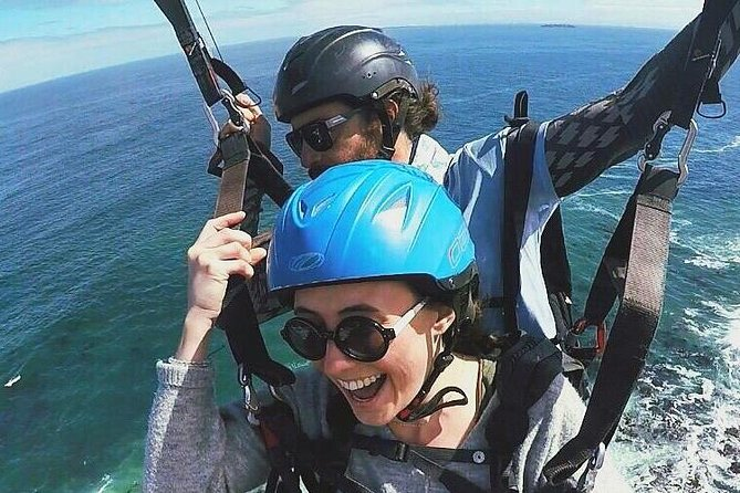 Paragliding in Cape Town (Icarus)