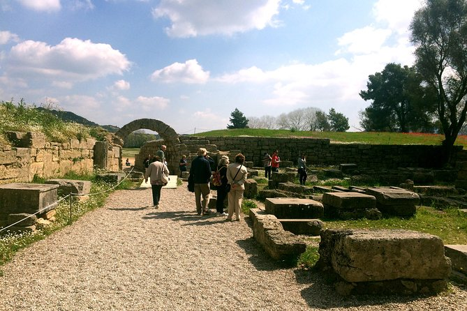 Private Full Day Tour to Ancient Olympia from Athens photo 15