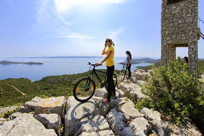 Ugljan and Pasman Island Self-Guide Bike Tour