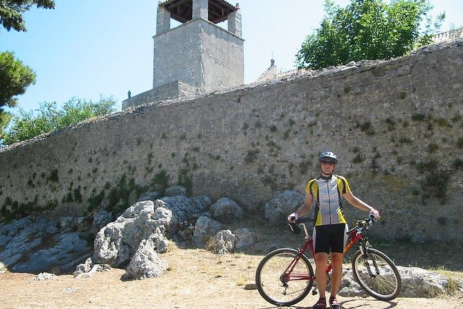Ugljan and Pasman Island Self-Guide Bike Tour