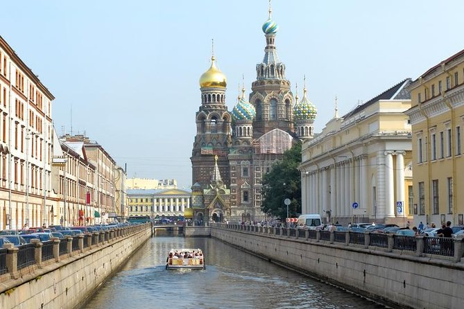 Private Tour: St Petersburg Canal Cruise