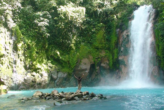 Celete River at Tenorio National Park