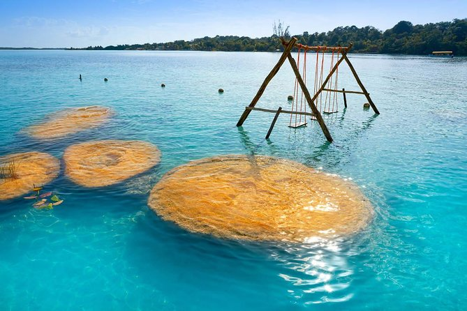 Fascinating tour to the Seven Colors Lagoon and the Pirate's Trail in BACALAR! photo 3