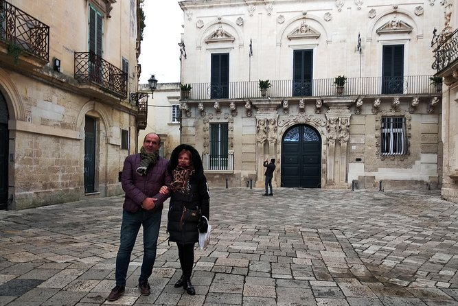 Lecce Private Food and Sightseeing tour