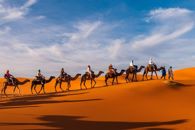 Private 2-Day Desert Tour from Marrakech