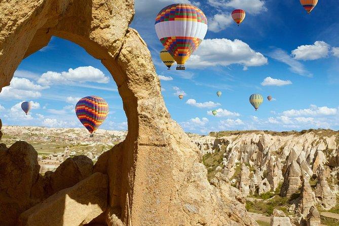 Dream of Cappadocia - 2 Days Cappadocia Travel with Balloon Ride from Istanbul