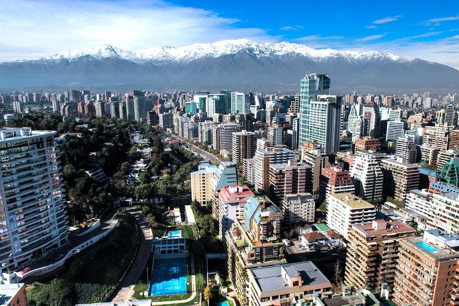 Santiago de Chile Half-Day Walking City Tour