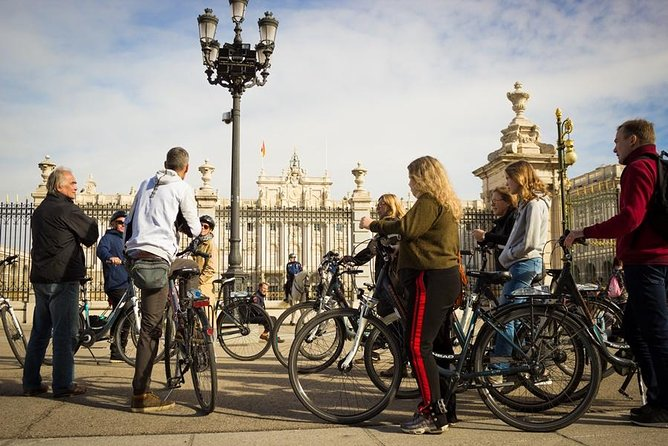 Highlights of Madrid by Bike photo 3