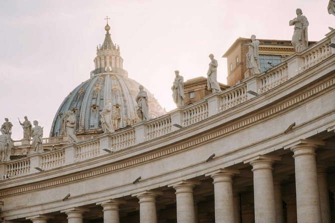 Exclusive Private Tour: Vatican Museums, Sistine Chapel and St Peter's Basilica