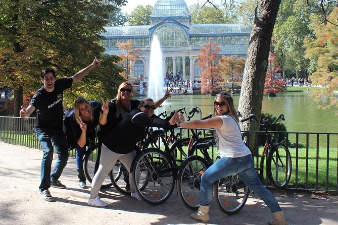 Highlights of Madrid by Bike photo 9