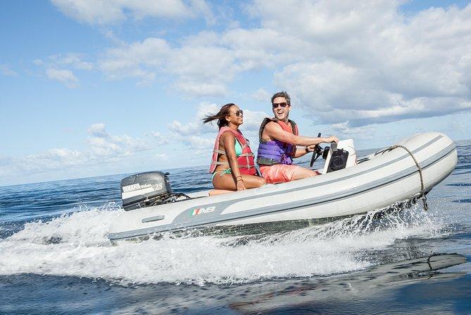 Grenada Motorboat