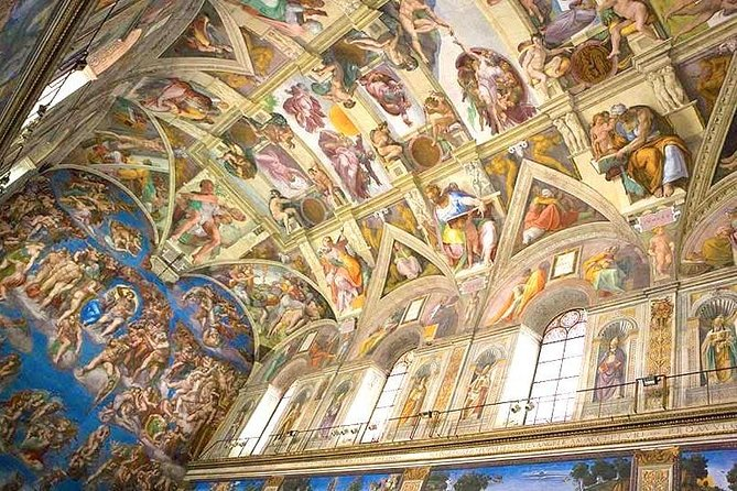 Skip-the-Line Group Tour of the Vatican, Sistine Chapel & St. Peter's Basilica