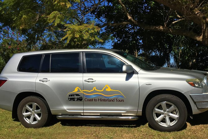 Private Tour Inc. Lunch - Sunshine Coast & Noosa