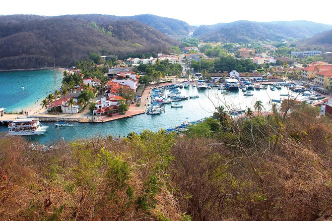 City Tour Of Huatulco And La Crucecita 2021