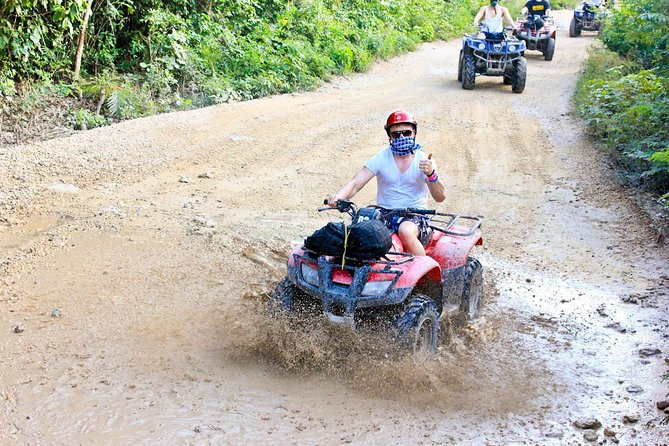 ATV Sacred Jungle Expedition