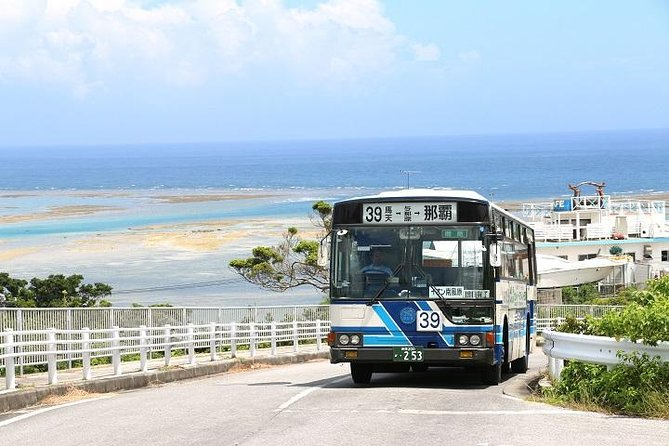 Okinawa Bus & Monorail Pass