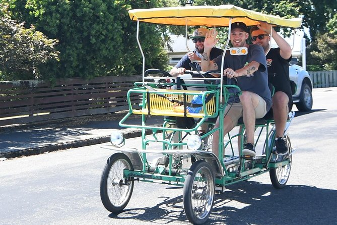 Self Guided Martinborough Wineries Bike Tour