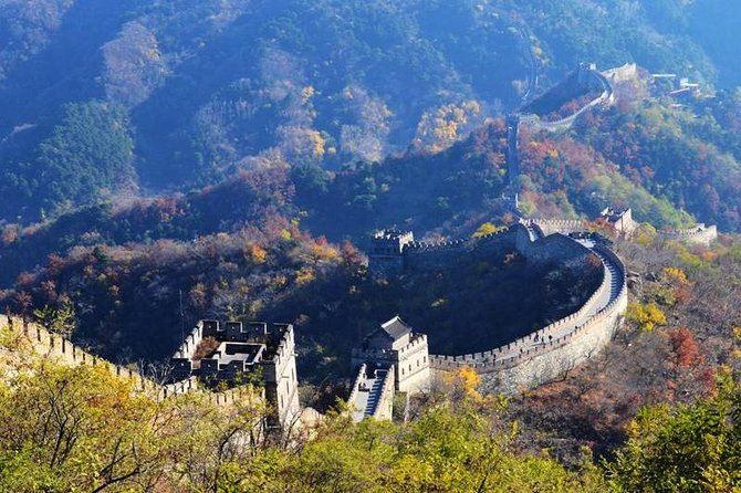 Beijing 2 Days Group Tour Including Mutianyu And Badaling Great Wall photo 3
