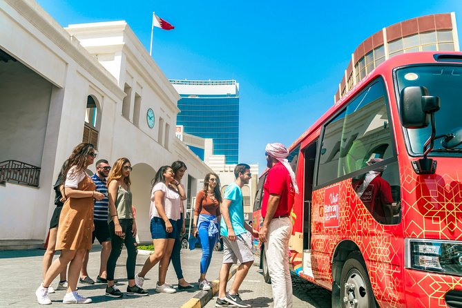 Catch the Essence of Manama - Half Day City Tour
