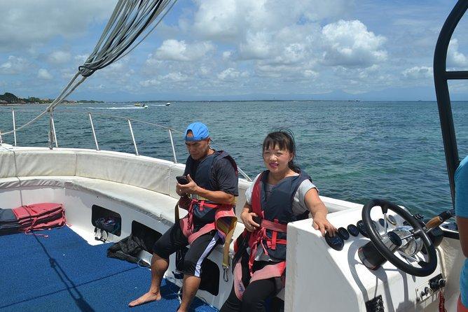 Bali Parasailing Adventure