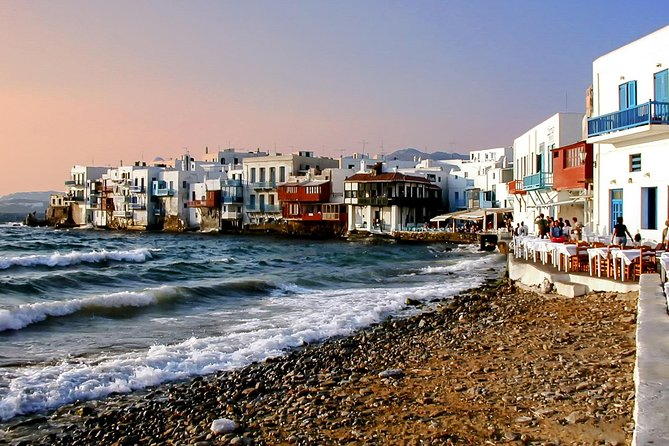 11-Day Amazing Greece: Athens, Mykonos, Delos, Santorini & Heraklion(Crete)