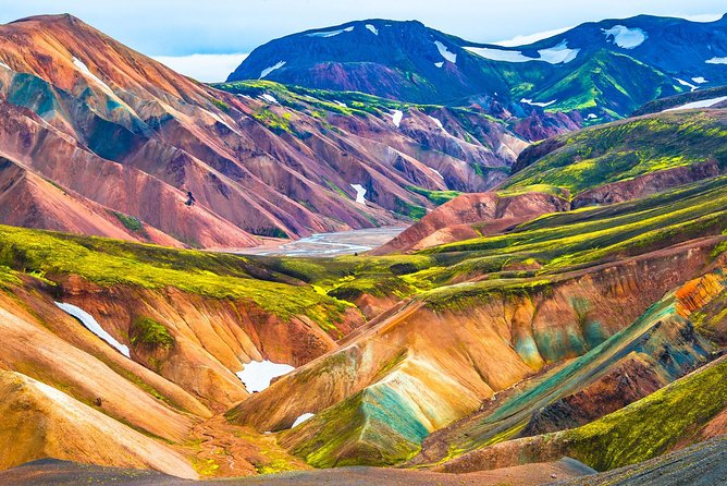 Private Jeep Tour - Thorsmork & Eyjafjallajokull Volcano adventure