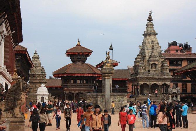 Bhaktapur Darbar Square Day tour