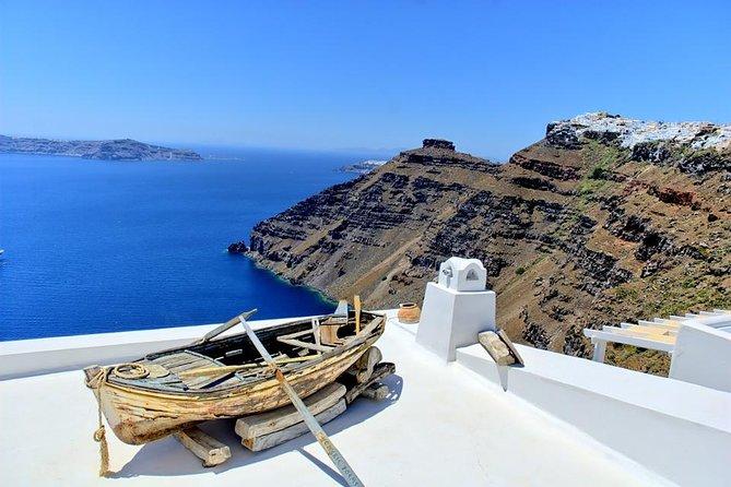 Day-Trip Taste of Santorini 4H
