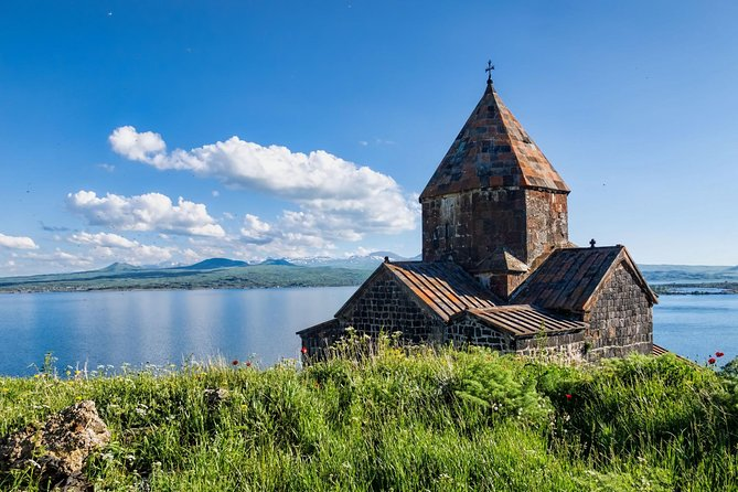 Visit Sevan lake in Armenia from Tbilisi