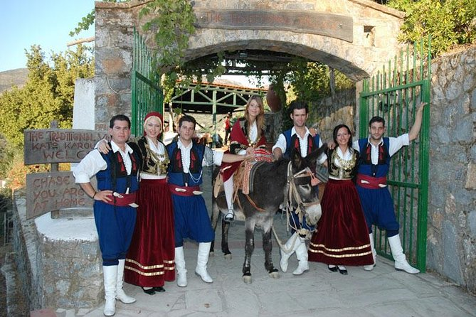 Cretan Folklore Night with Live Music, Dance, and Greek Dinner