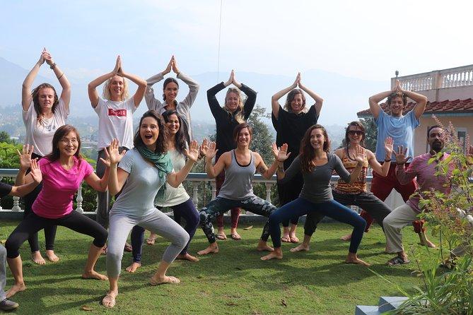 200 Hours Yoga Teacher Training at Nepal Yoga Home (starts on 1st of everymonth)