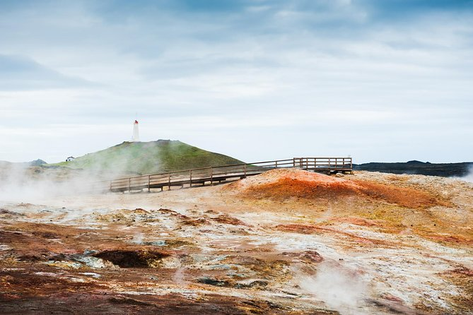 Private Jeep Tours - Reykjanes Peninsula, Blue Lagoon & Lava Tunnel