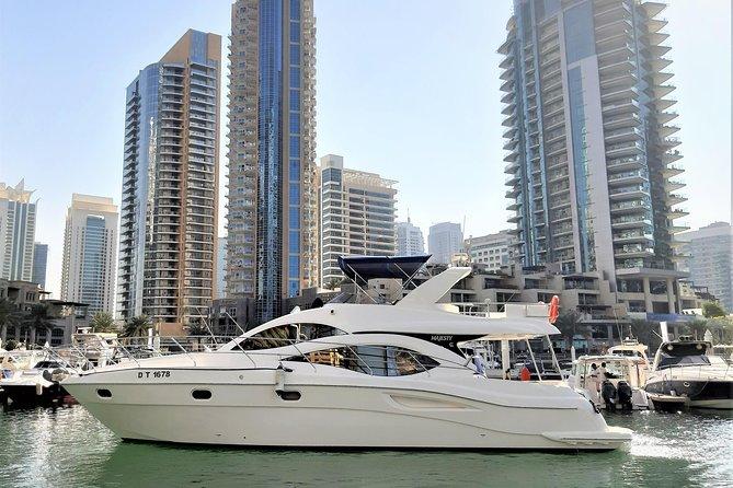 3-Hour Luxury Yacht Cruise from Dubai Marina
