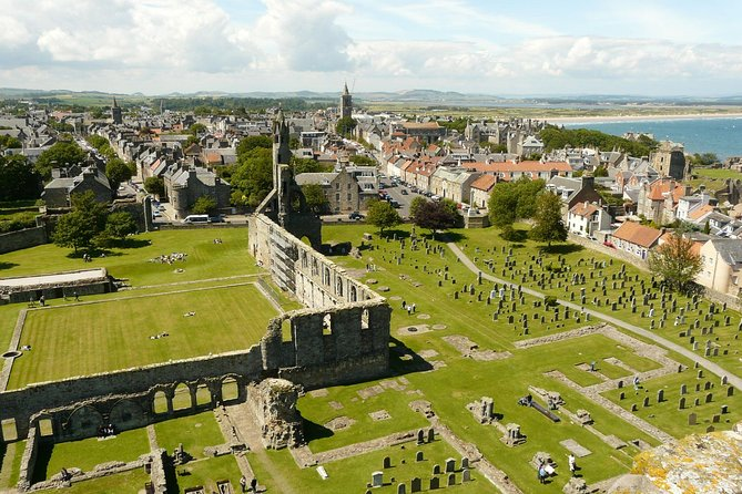 St Andrews & the Fishing Villages of Fife Small-Group Day Tour from Edinburgh