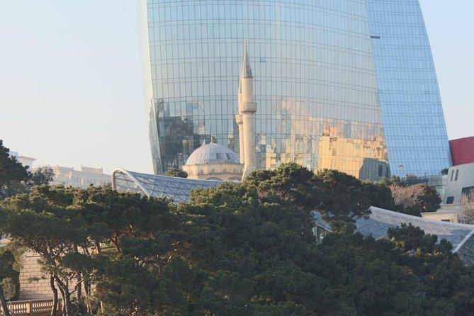 Baku, Rock Drawings & Mud Volcano
