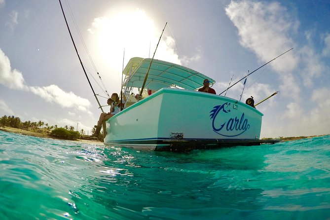 4 Hours PM Aruba Fishing Trip - Carla Charters