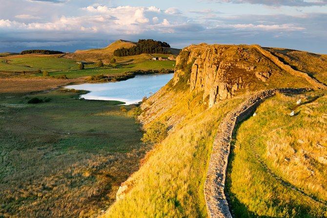 Muralha de Adriano, Britânia e as fronteiras escocesas