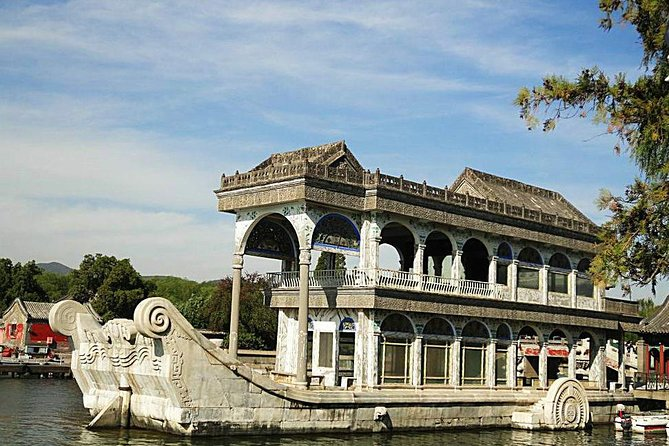 Private Day Tour Of Summer Palace And Temple Of Heaven With Lunch