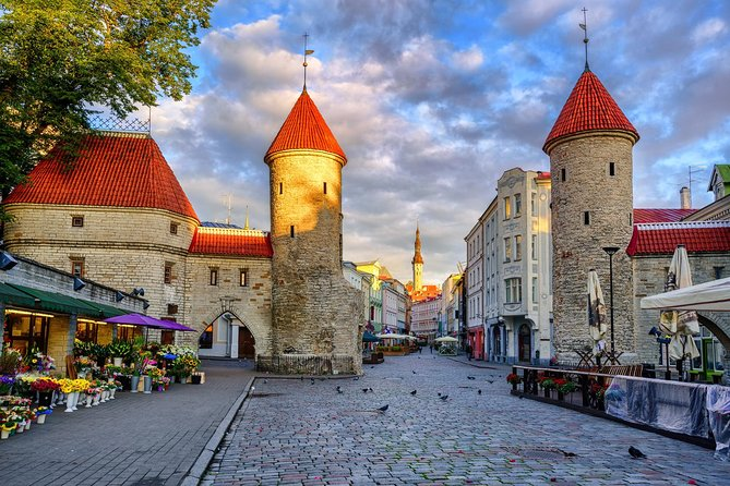 Tallinn Sightseeing Tour by Coach and Foot photo 2