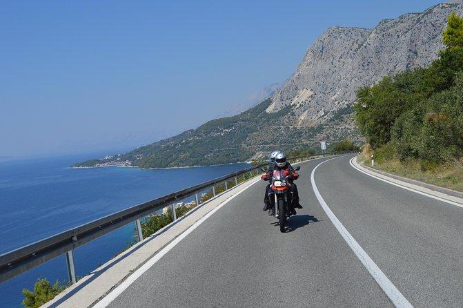 motorbike tour Balkans