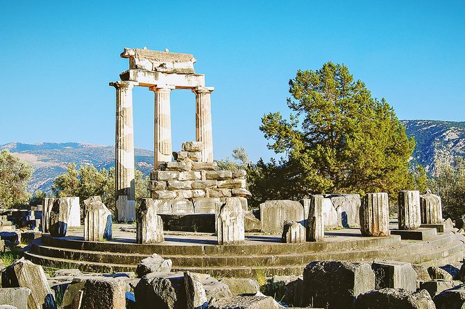 From Athens: Full-Day Bus Trip to Delphi & Arachova   Greece